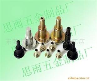 客户订制专业生产杆径6.5mm精密台阶钉,台阶螺丝,台阶铆钉类产品