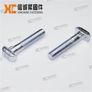 蒂森自动扶梯用T型螺栓DIN188-12X65