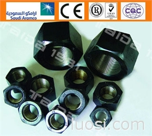 ASTM A194 2H 六角螺母