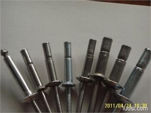 拉丝铆钉,灯笼铆钉及各种非标件