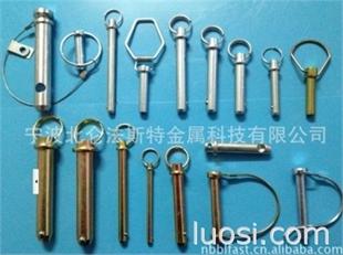 钢珠插销|插销|弹簧钢珠销子|快卸弹簧销子|带钢珠安全销