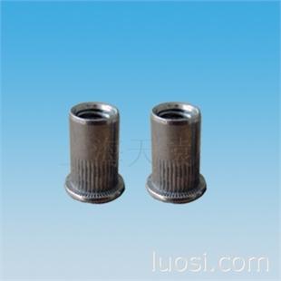 大伞头圆柱型铆螺母(AL)