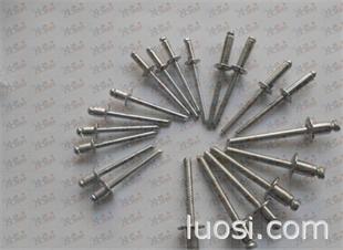 不锈钢开口型抽芯铆钉 不锈钢拉钉 铝铁拉铆钉