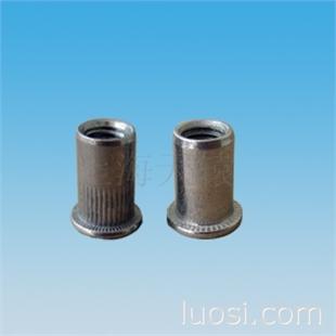 平头圆柱型铆螺母(FR)