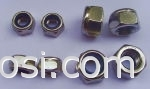 供应不锈钢SUS304六角螺母、尼龙螺母、法兰螺母、盖母