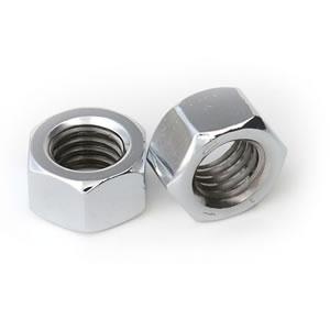 不锈钢六角螺母/DIN934/DIN439/GB6170