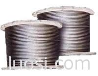 低碳201不锈钢钢丝绳生产,无磁316不锈钢钢丝绳直销,不锈钢钢丝绳