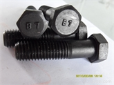 【厂家直销】供应美标高强度镀镉B7外六角螺栓