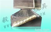 毅众非标牙板 特殊搓丝板 不锈钢牙板