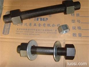 天津泛易供应ASTMA193/B7 B7M B8、美制双头栓.A193 B7,.B16等美制螺栓