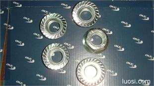 天津泛易现货供应1/2-13法兰螺母、3/4-10法兰螺母、1/2-12英制螺母、同,12-1.25