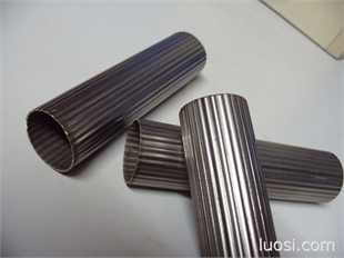 不锈钢直纹管