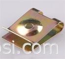 供应志峰 夹片螺母、簧片螺母、卡扣、插片螺母、弹片螺母,Q397A型簧片螺母、Q312B型板簧螺母