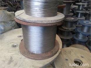 1×7 不锈钢丝绳