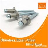 不锈钢铁抽芯铆钉