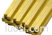 优销供应H62黄铜方棒厂家