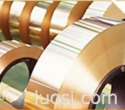 厂供价H90黄铜带,H80黄铜带精品优惠