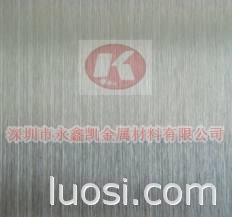 供应SUS304不锈钢板、304磨砂板、304拉丝板