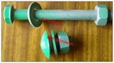 镀锌护栏螺栓