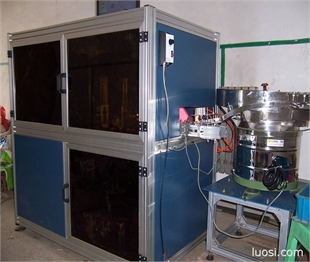 刹车油管螺丝筛选机 螺丝检测 紧固检测设备