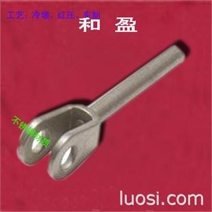 不锈钢非标加长加粗活节螺栓