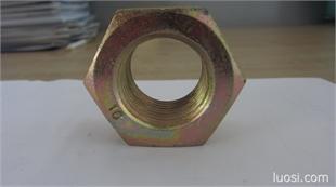 六角螺母热镀锌M24-M48各种型号规格