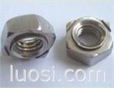 厂家直销通止规GB13681 六角焊母