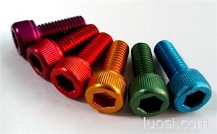 彩色螺丝/非标螺丝/非标螺钉/特殊螺丝