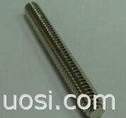供应各种标准牙条/牙棒  标准件  紧固件