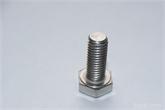 不锈钢DIN EN ISO 4014六角头螺栓 SUS304 SUS316