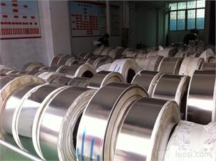 哪家有0.05mm304不锈钢钢带深圳月亿公司直销