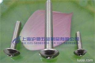 大扁头螺丝、大扁头螺钉、大半圆头螺丝