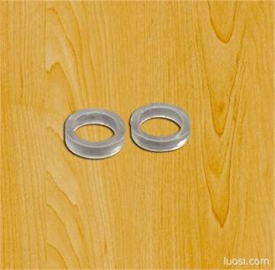 塑料垫片3.08*2.2*T0.85/PC-透明