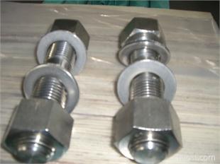 不锈钢A2 A4大六角螺栓 美标大六角头螺栓