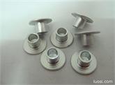 厂家直销、优质供应:半空心铝铆钉、实心铝铆钉