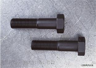 高强度六角螺栓  各种标准六角头螺丝 标准件紧固件