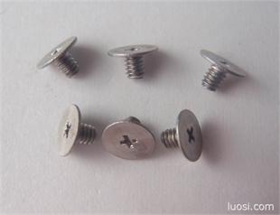 厂家直销,优质供应:薄头机丝螺丝