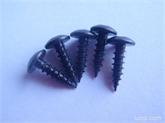 厂家直销,优质供应:十字圆头木牙自攻螺丝