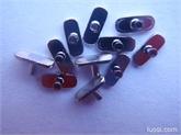 厂家直销,优质供应:小规格四方头半空心铆钉