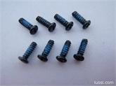 厂家直销,优质供应:防松螺丝、防松螺丝、点胶螺丝