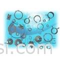 供应国\德标\日标\非标的各种材料的轴用挡圈