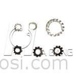 DIN6797、DIN6798齿形垫圈