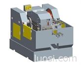 石西中空打头机SX-K5E东莞螺丝机械厂家 冷镦机 金属成型设备锻压