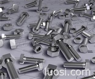 供应304不锈钢螺母 厂家