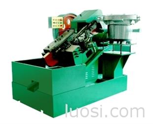 石西搓丝机搓牙机 ZY-3/8B东莞螺丝机厂家 自动送料 螺丝机