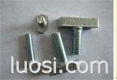 T形螺栓 T形螺丝 T型槽用螺栓 紧固件 标准件