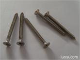 304不锈钢自攻螺钉GB846/DIN7982