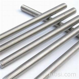 304不锈钢牙条DIN975