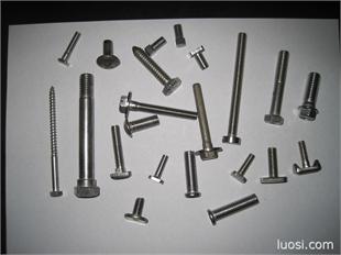 各种非标螺栓(方头螺栓,法兰面,牙长,平圆头等)
