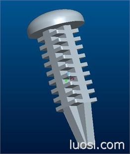 快速安装塑胶尼龙圣诞树形铆钉(建议开孔3.8-4.0mm)